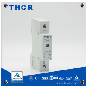 CE Certificated SPD Surge Protector 20ka pictures & photos