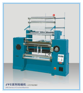 Jyc Series of Crochet Machine pictures & photos