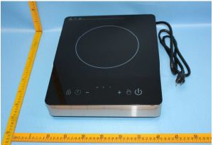 2016 Stainless Steel 2600W Single Burner Sensor Touch Control 1800W, 120V ETL Induction Cooker pictures & photos