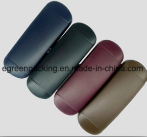 Plastic Eyeglasses Case Simple Model Custom Logo and Color (PCZ2) pictures & photos