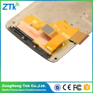 Replacement LCD Touch Screen Digitizer for Motoralo Droid Turbo 2 LCD Display pictures & photos