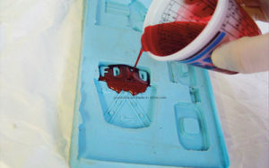 Liquid Silicone Rubber for Resin Casting pictures & photos