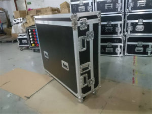 Mixer Rack Case with Fixed Laptop pictures & photos