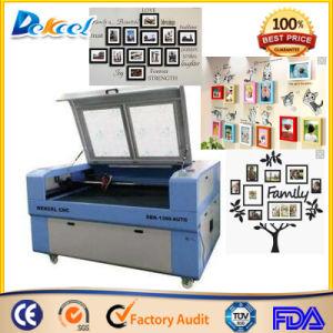 1390 Jinan Factory Wood Photo Frame CNC Laser Cutting pictures & photos