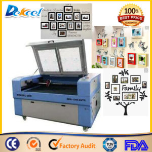 MDF/Wood Photo Frame CNC CO2 Laser Cutter Price pictures & photos