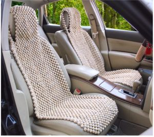 Cusstomized Auto Car Seat Wood Bead Covers pictures & photos