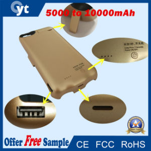 Mobile Phone 10000mAh Backup Battery Case pictures & photos