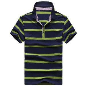 Custom Cotton Men Polo Shirt pictures & photos