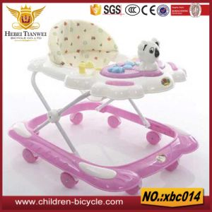 Selling 8wheels Foldable Baby Walker for India Market pictures & photos