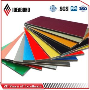 Aluminum Composite Panel for Display Signboard Advertisement Usage pictures & photos