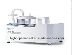 7e-B Medical Portable Phlegm Suction Unit pictures & photos