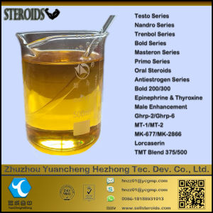 Injectable Anabolic Pre-Mixed Steroids Testosterone Cypionate 300mg/Ml pictures & photos