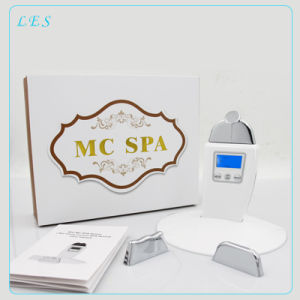 Microcurrent Nu Skin Galvanic SPA Massager Skin Care Face Lift pictures & photos