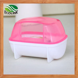 Hamster Bathroom Pet Hamster Bathroom Bath Sand Room Sauna Toilet Pink White Blue Green pictures & photos