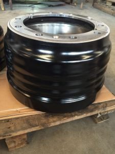Dual Layer Technology Aoe Truck Brake Drum pictures & photos