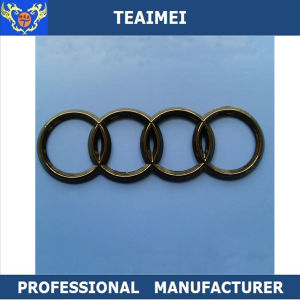 Decorate Durable Gold Auto Logo Car Decal Car Emblems for Cars pictures & photos