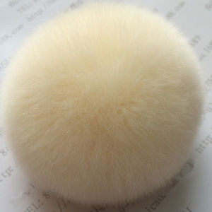 New Arrival Elegant Rex Rabbit Fur Ball Bag Pendant pictures & photos