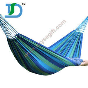 Customized Hot Sale Colorful Canvas Hammock pictures & photos