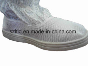 ESD Mesh Booties (LTLD311) pictures & photos