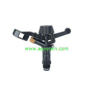 China High Quality Impact Plastic Sprinkler 3/4 Inch Male Thread pictures & photos