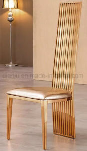 Special Design Stainless Steel Furniture Noble Chair (B005)