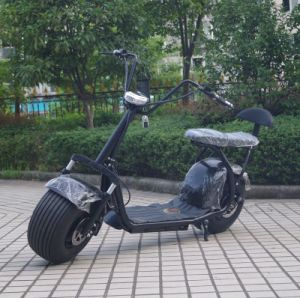 1000W Fat Tire Citycoco E Scooter with Lithium Battery and Suspension (JY-ES005) pictures & photos