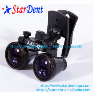 Portable Dental Surgical Loupes for Glasses pictures & photos
