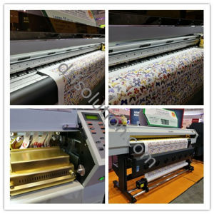 Fd1932 with 2 Epson5113 Sublimation Printer for Polyester Printing pictures & photos