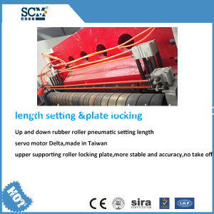 Fabric /Corrugated /Leather Die Cutting Machine pictures & photos