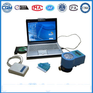 Intelligent Water Flow Meter with Prepaid Function by RF Smart Card pictures & photos