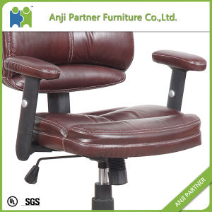 Low Price Modern Style Low Back Leather Office Chair (Sibyl) pictures & photos