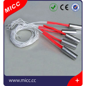 Micc Ceramic Electric Cartridge Heaters with External Lead Wire pictures & photos