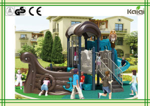 Outdoor Playground Mini Pirate Ship Series for Kids Kq60044A pictures & photos
