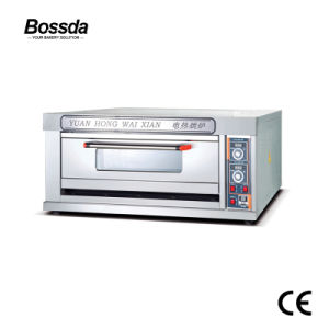 1 Deck 2 Trays Electric Oven Kitchen Equipments for Restaurant pictures & photos