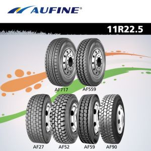 Aufine Truck Tires, Heavy Duty Radial Truck Tires 11r22.5 295/80r22.5 pictures & photos