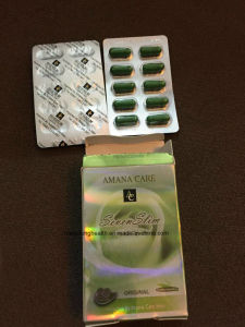 Original Amana Care Seven Slim Herbal Weight Loss Slimming Capsule pictures & photos