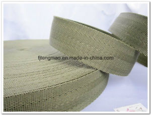 "1"" Dark Brown Nylon Webbing Strap pictures & photos"