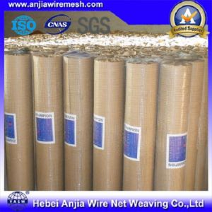 Hot Selling Galvanized Welded Wire Mesh Low Carbon pictures & photos