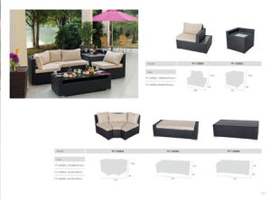 Lesuire Garden Sofa Set Suitable for Family and Friends Party