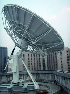 5.36m Satellite Earth Station Rxtx Antenna pictures & photos
