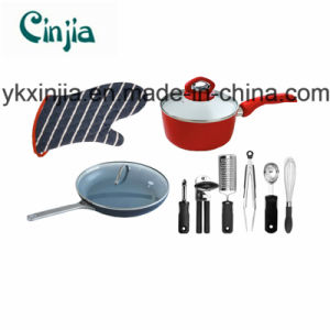 Kitchen Set Tools&Cookware Essential for The New Graduate pictures & photos