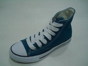 Men′s Canvas Shoes (SM-M136)
