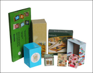 China Professional Supplier of Paper Box pictures & photos