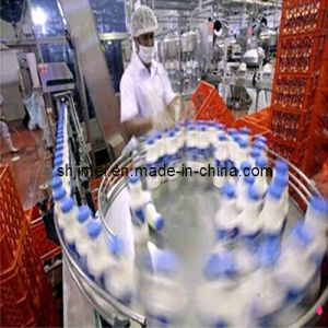 Automatic Pasteurized Milk Processing Line pictures & photos