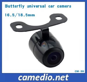 18.5mm High Resolution 480TV Lines Butterfly Car Rearview Camera 170 Degree Waterproof pictures & photos