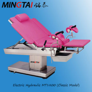 Hot! ! Genecological Electric Multi Function Examination Operating Table with CE&ISO pictures & photos