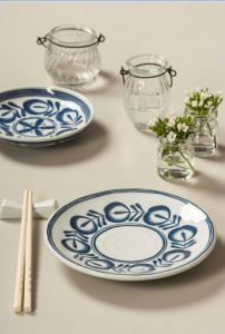 100% Melamine Dinnerware/Melamine Double Decal Plate (DC13216) pictures & photos