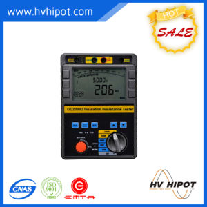 GD2000D Insulation Resistance Tester pictures & photos