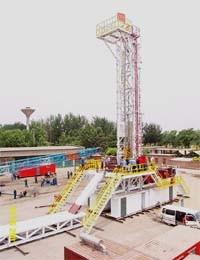 Light-Duty Drilling Rig (ZJ25/1580)