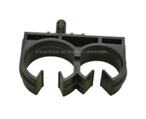 Injection Plastic Molding for Air Conditioning Pipe Bracket pictures & photos